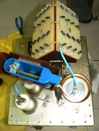Generator WN 50kV mammografu - zdjęcia