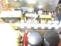 NeoTEC model X3800 piszczy i za wysokie napięcia linii +5V.