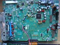 Sony CDX 7580 - zanik odbioru