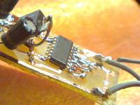 Interfejs USB na MAX232N do centralki LPG Bingo