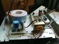 Zasilacz 0-30V 0-3A (electronics-lab) by szawel2 :)