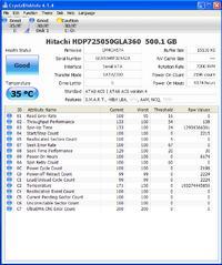 vgn-ns130e nie laduje baterii oraz sprawdzenie SMART
