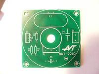 """avt 2210 - Montaż """"Najprostszego regulatora mocy 230V"""""""