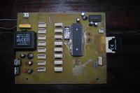 Ekran LED - uszkodzony sterownik, brak możliwości wysłania grafiki przez rs232