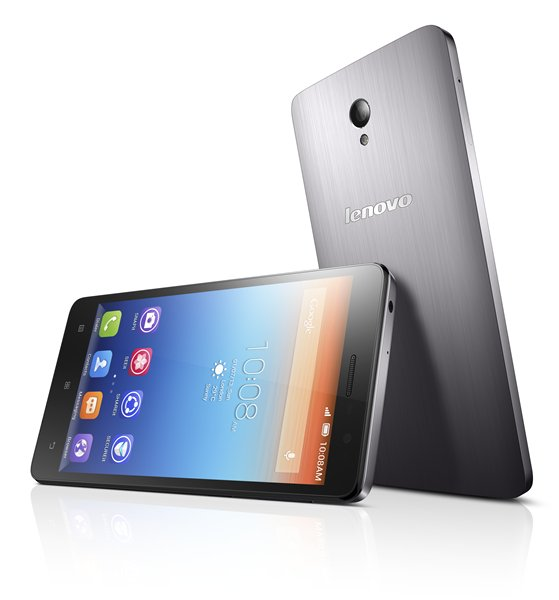 "Lenovo S860 - smartphone z 5,3"" ekranem i akumulatorem 4000 mAh"
