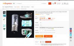 Mały test tanich lamp dezynfekcyjnych UV-C z aliexpress