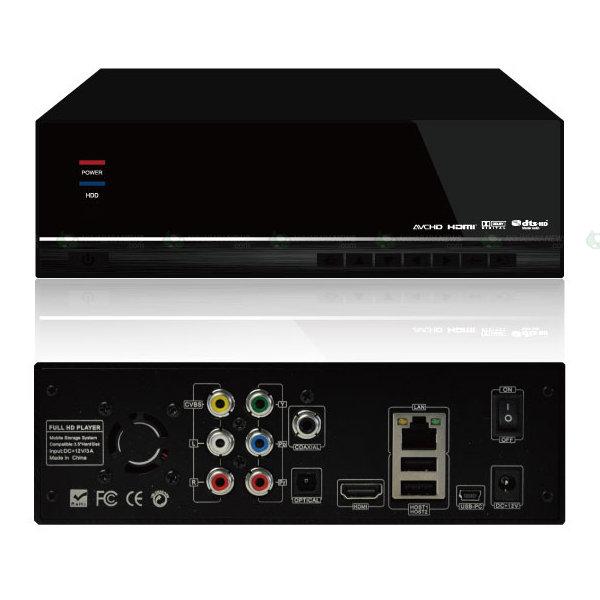 TMP301K - bezkompromisowy odtwarzacz multimedialny