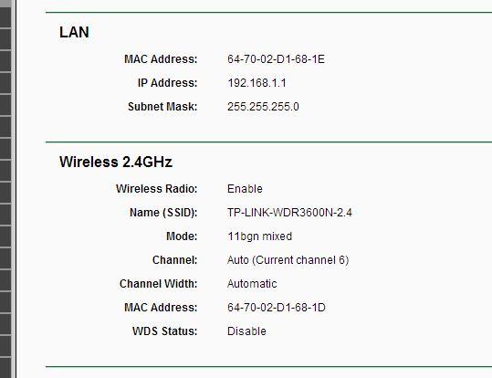 TpLinkWDR3600 i multimedia - Roz��cza po��czenie z internetem...