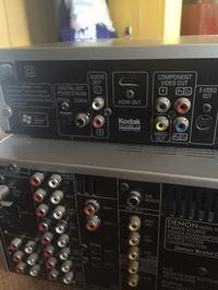 Denon DVD-1730 AVR-1306 - Jak podłączyć te urządzenia?