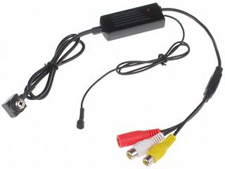 W jaki spos�b przed�u�y� kabel wideo i audio w kamerze miniaturowej