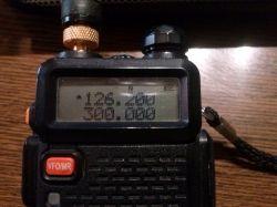 Baofeng UV-82 Instrukcja wprowadzenia częstotliwości