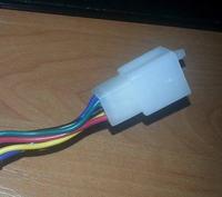 Kymco Vitality 2T - Przejściówka modułu CDI