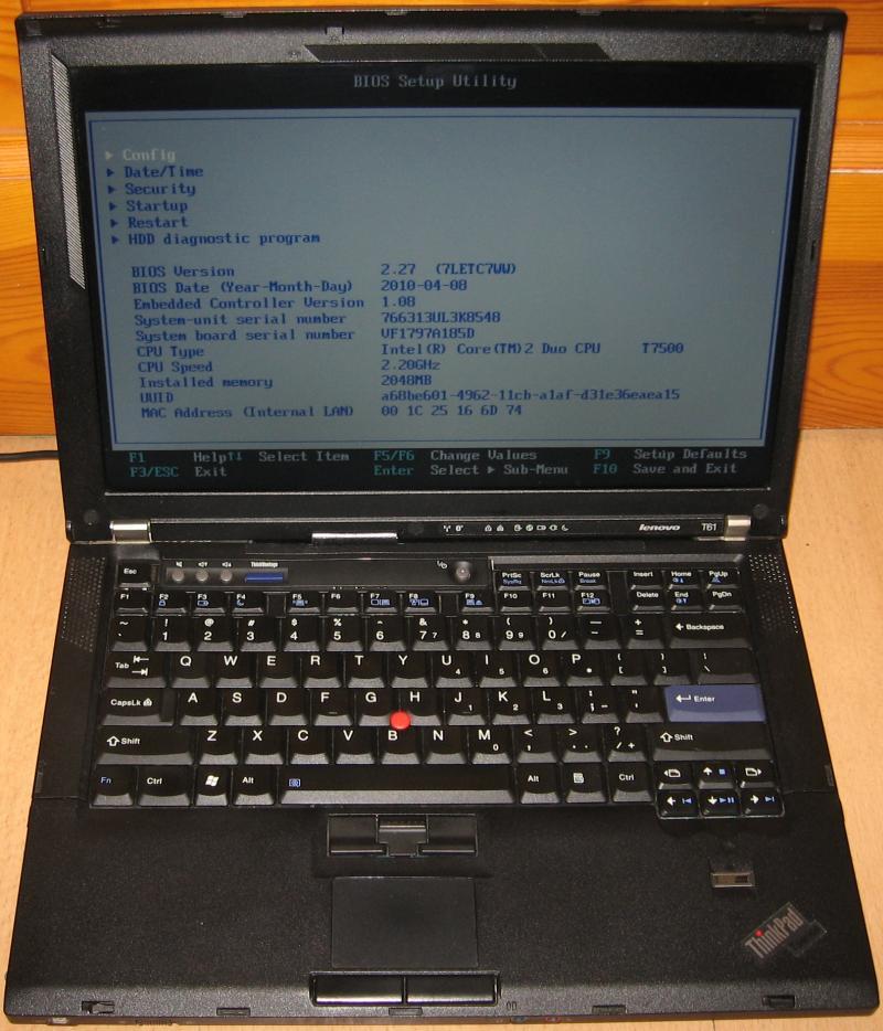 [Zamieni�] 3 uszkodzone laptopy
