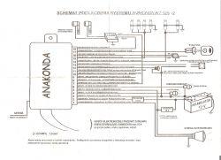 Autoalarm Anakonda Ar7-1z/S - Podejrzewam że uszkodził się przekaźnik.
