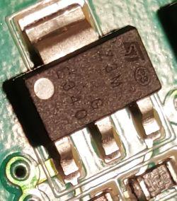 Pralko-suszarka Candy EVO4W 26 - elektrozawór dostaje prąd i leje wodę przez cał