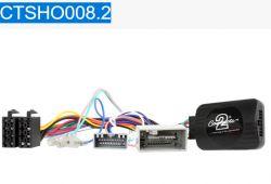 Kenwood DMX8020DABS - Sterowanie z kierownicy i fabryczna kamera cofania Honda H