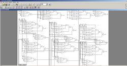 Gdzie szukać schematu prostego sumatora równoległego na 8-bit?
