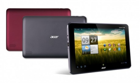 Tablet Acer Iconia Tab A200 z OS Android 4.0 dost�pny od stycznia 2012