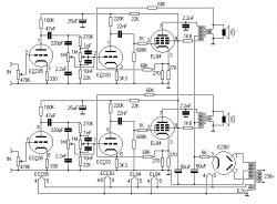 Wzmacniacz lampowy ~50W / 8R, wybór projektu