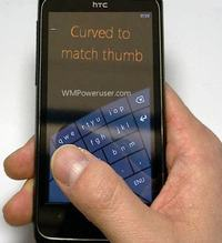 �ukowa klawiatura ekranowa do pisania kciukiem jednej d�oni?
