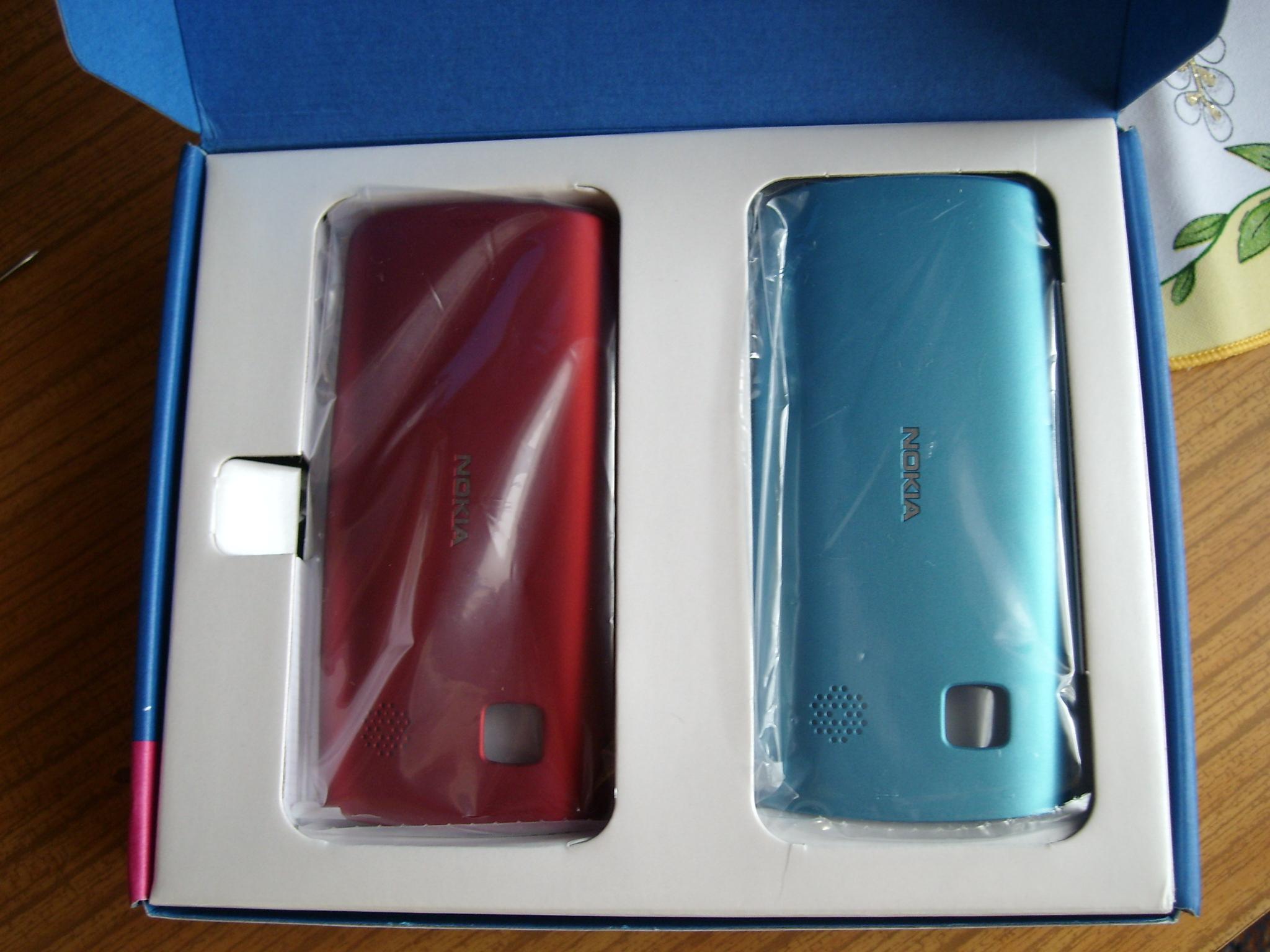 [Sprzedam] Nokia 500 jak nowa. Oryginalna folia od nowo�ci.