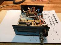 Mikroprocesorowy miernik częstotliwości 1.3 GHz
