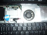 Acer Aspire 1524WLMi - Przegrzewanie si� karty graficznej