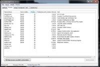 HP Probook 6550b - Wysokie zużycie procesora