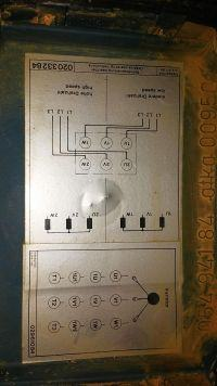 Mannesmann Demag KBV 71 B 8/2 - Silnik nie chce ruszyć