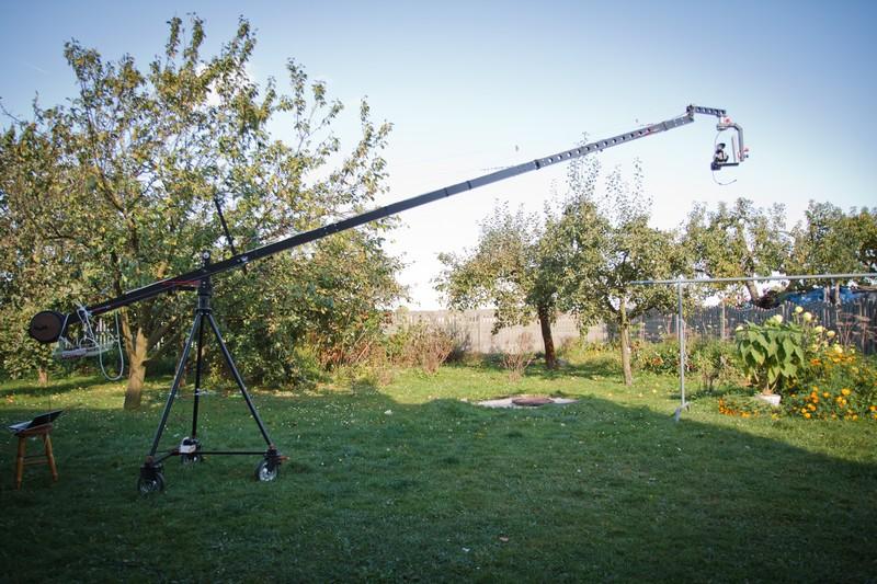 Sterownik kranu kamerowego - projekt p�ytki PCB