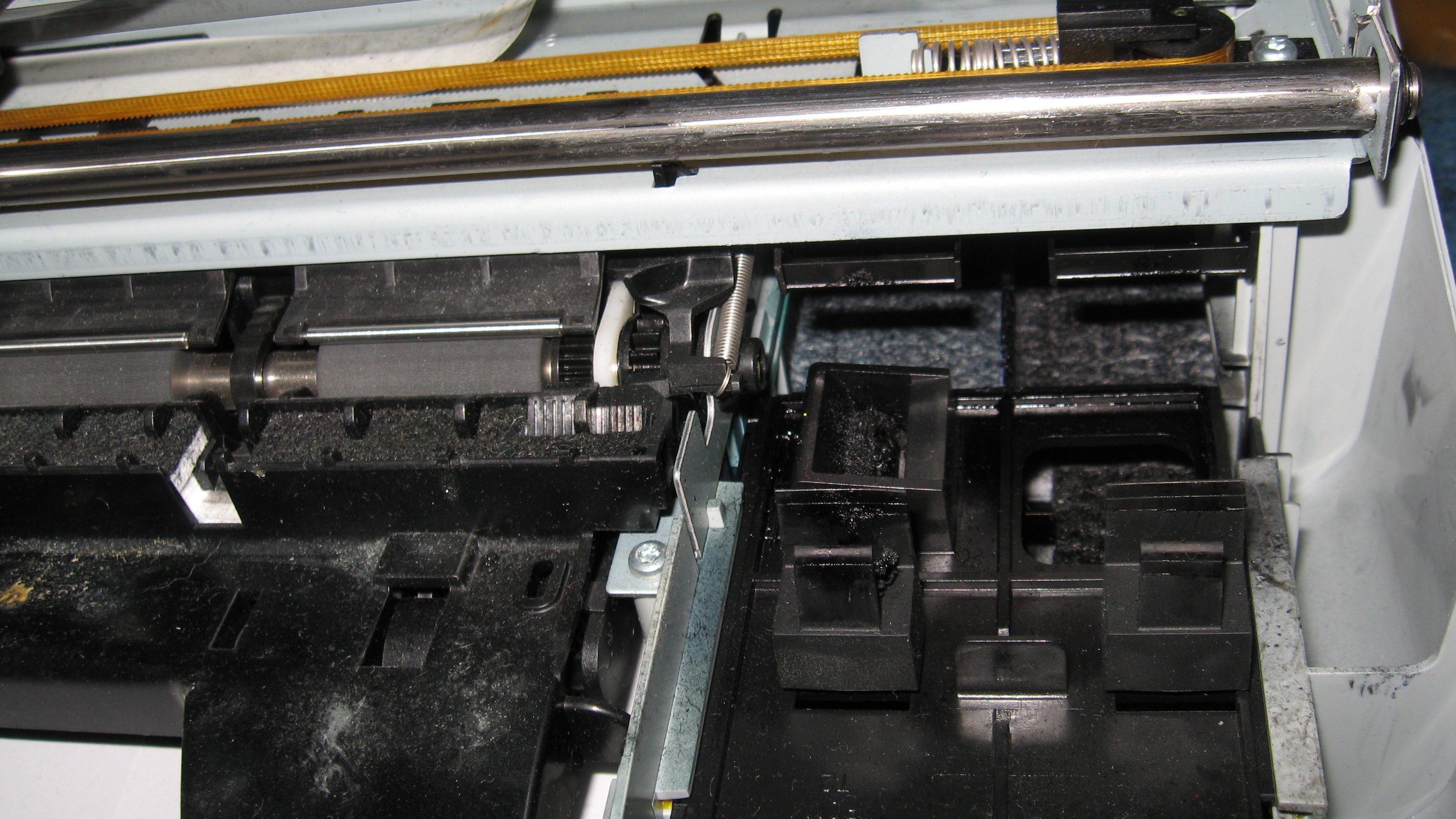 Hp Deskjet D1360 dioda mruga + b��d