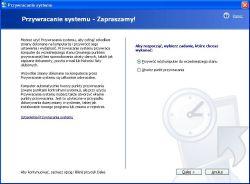 """Windows XP SP3 - Nie działa funkcja """"Znajdź element docelowy""""."""