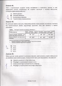 Stary Egzamin Zawodowy technik elektryk Arkusze Egzaminacyjne