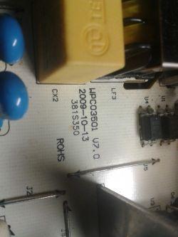 """Yato YT-8301 - uszkodzony elektroniczny prostownik """"automatyczny"""""""