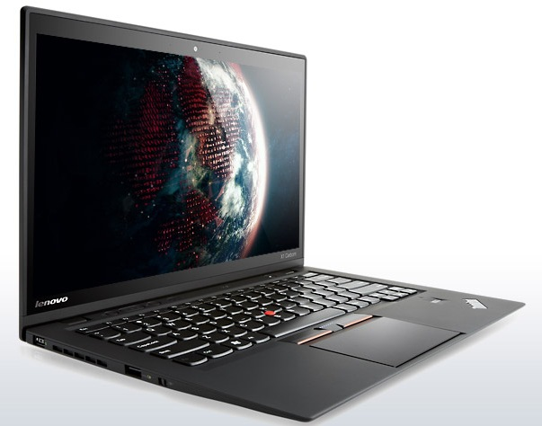 Ultrabook Lenovo ThinkPad X1 Carbon Touch zoptymalizowany pod k�tem Windows 8