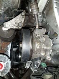 Honda Accord VII kombi 2.4 - Rolka napinacza