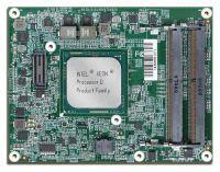 Portwell PCOM-B700G - moduł COM Express typu 7 Basic z 16 rdzeniowym Xeon