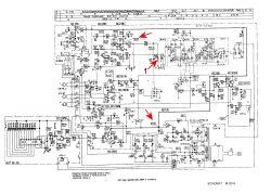 Dziwne przerywanie dzwięku w magnetofonie Unitra ZRK M3016