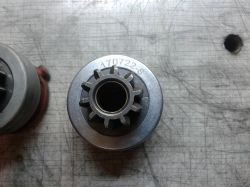 FORD Mondeo MK2 silnik 1,8 TD endura DE awaria rozrusznka