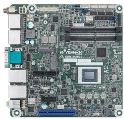 IMB-V2000 - płyta Mini-ITX z Ryzen V2000, 2.5GBe, M.2, PCIe x8