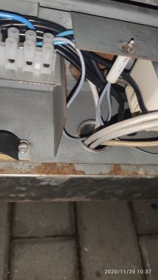 Jak podłączyć piec 6 kW do sauny.