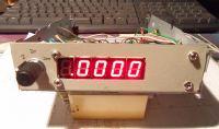 Woltomierz napięcia stałego 4,5 cyfry ICL7135