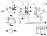 Oscyloskop ST315 II - brak plamki