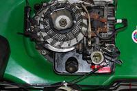 Silnik Briggs Stratton Quatro 40 zbyt niskie obroty