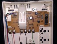 Domofon otwierany kodem Morse'a