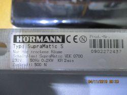 identyfikacja mikro wyłącznika hormann supramatic s
