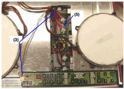 Płyta indukcyjna Electrolux/AEG 88001K-IN - ułożenie cewek