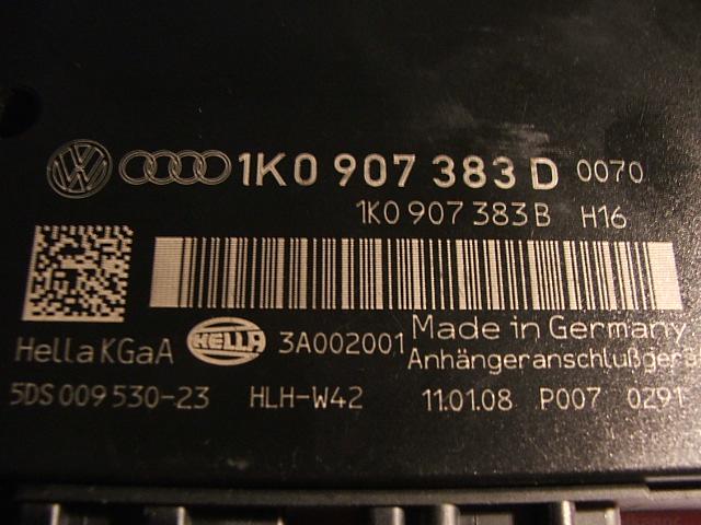 Modu� haka 1K0 907 383 D vw Jak pod��czy� ?
