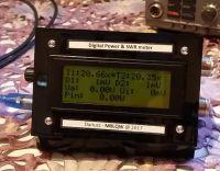 Podręczny Reflektometr automatyczny z pomiarem mocy wyjściowej
