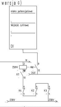 Jak prawidłowo dociążyć prądowo styk sterowniczy. Analiza schematów.